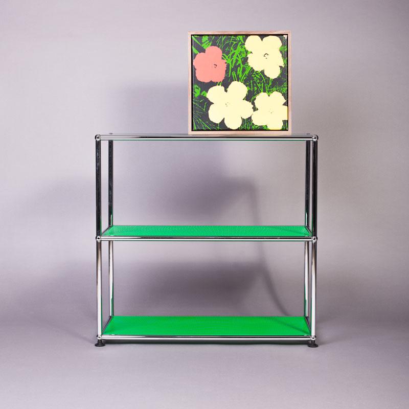 usm haller bennets selected vintage design. Black Bedroom Furniture Sets. Home Design Ideas